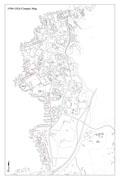 1996 Campus Map