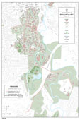 24 x 36 UGA Campus Bike Access Map