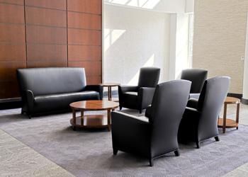 Coverdell Center Interior