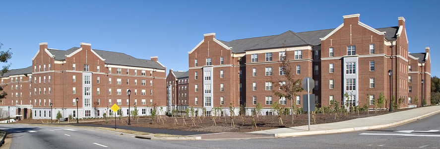 Perfect East Campus Village Housing