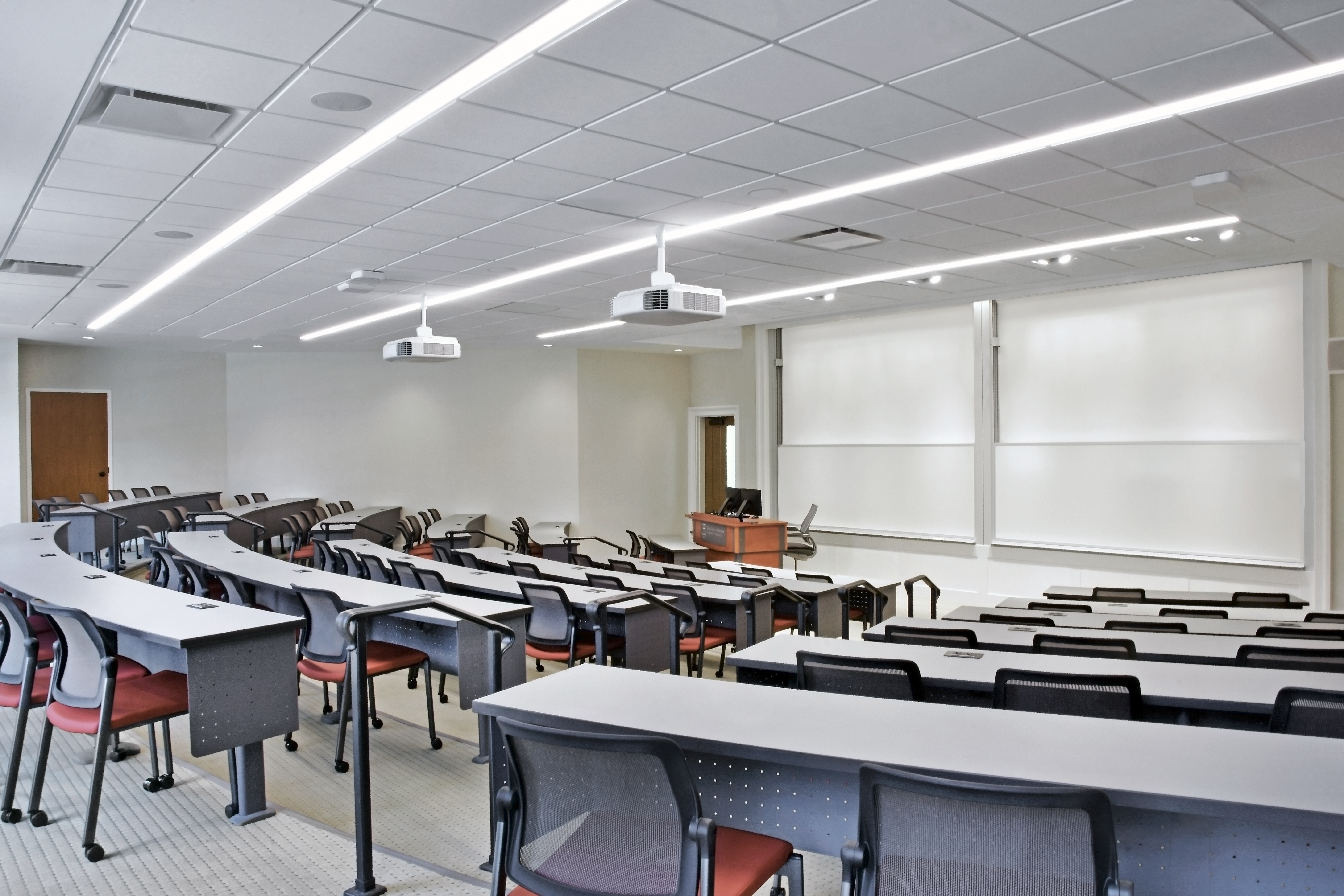 Interior Design Galleries University Architects