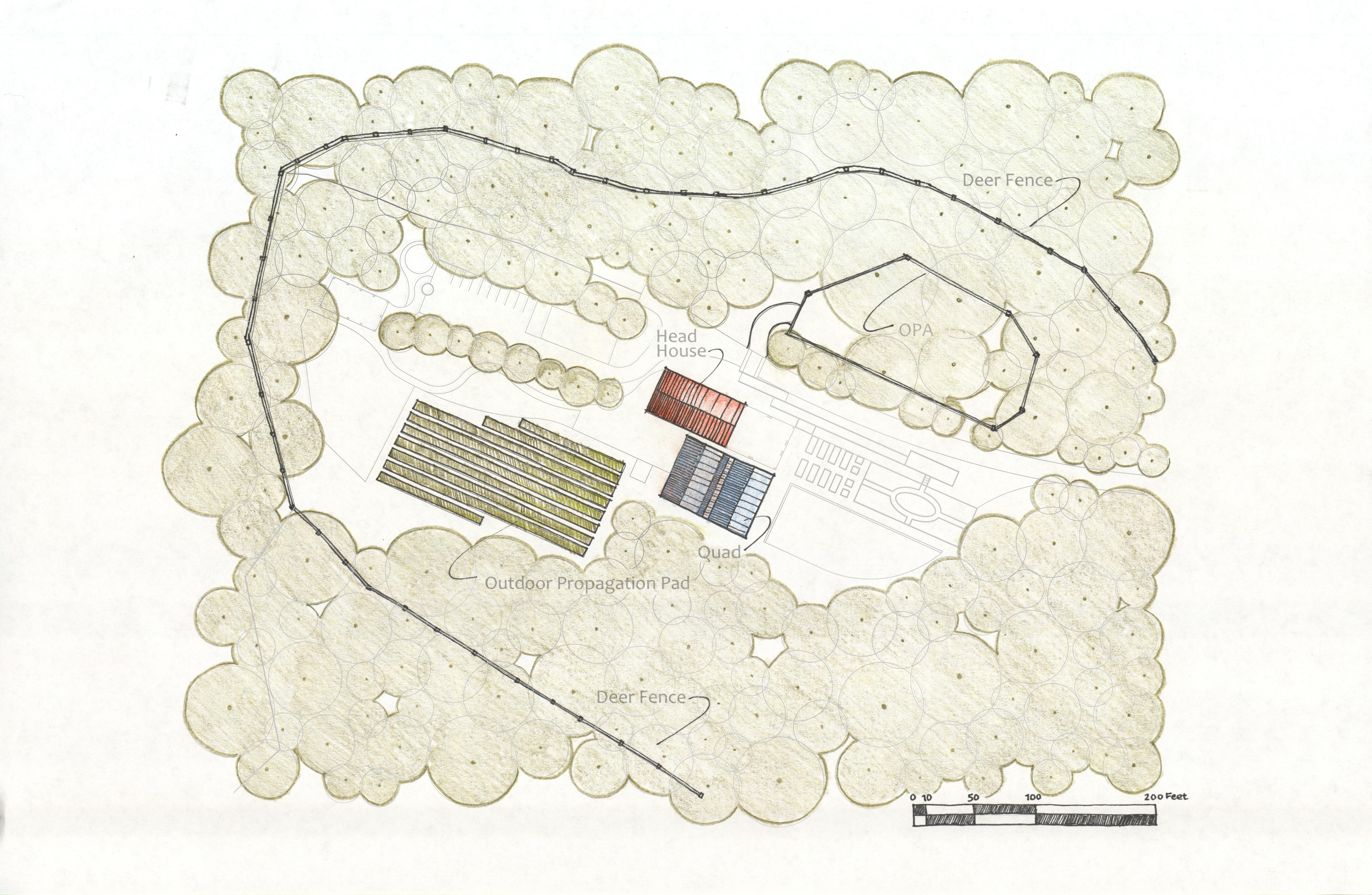 State Botanical Garden Of Georgia Map.State Botanical Garden Of Georgia Head House Renovation