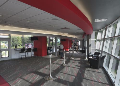 Interior Upper Level