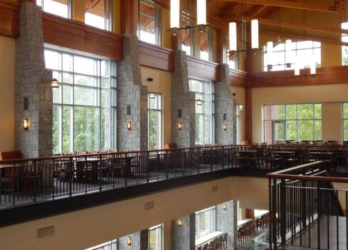General Dining Area 2nd Floor