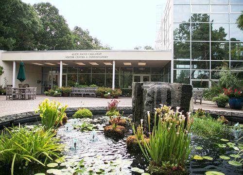 Botanical Garden Visitors Center