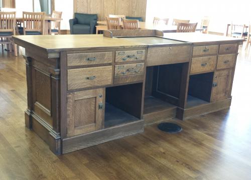 Refurbished Original Desk