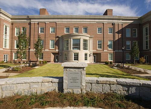 Coverdell Center - Exterior