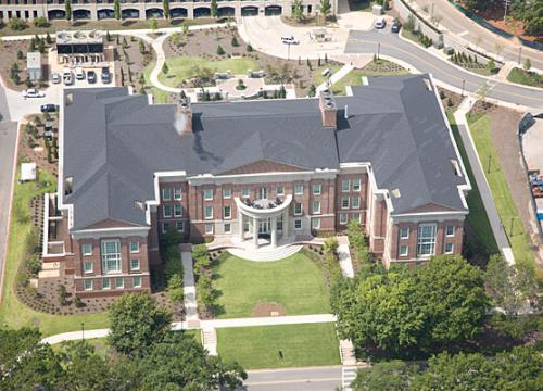 Coverdell Center - Aerial View