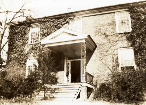 Founders Garden House