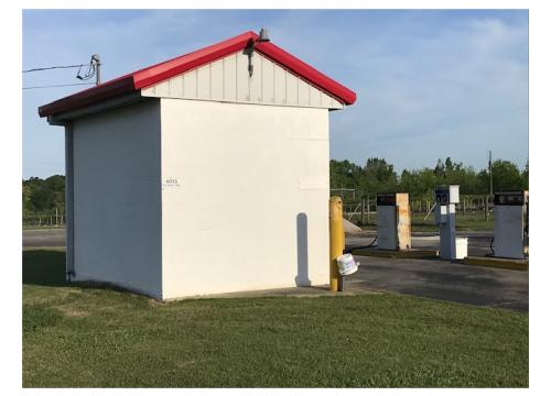 Fuel Monitor Building