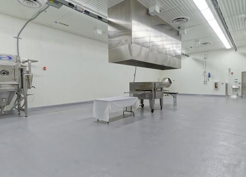 Griffin Food PIC Typical Pilot Plant Hot - Dry