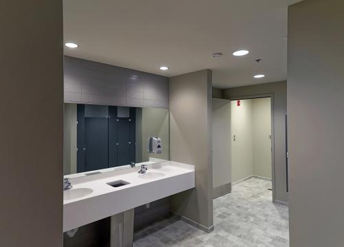 Griffin Food PIC Rest Room - Shower