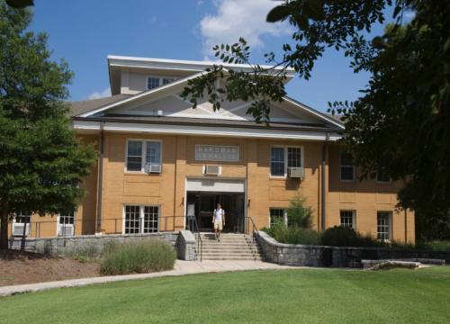 Hardman Hall