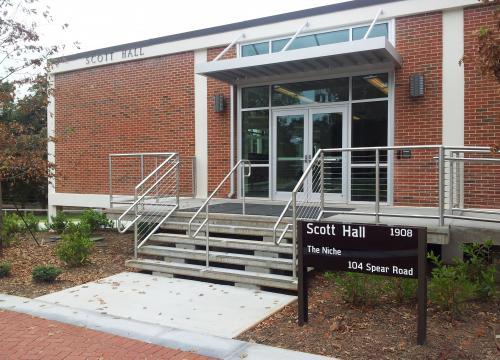 Health Sciences Campus Scott Hall The Niche