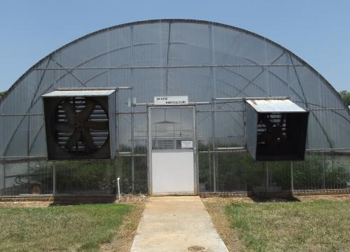 Horticulture Poly Greenhouse 1