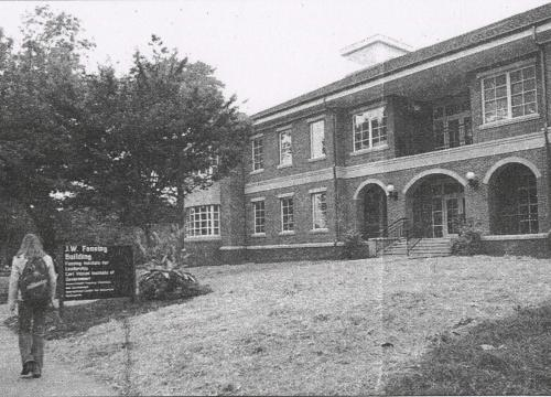 J.W. Fanning Building