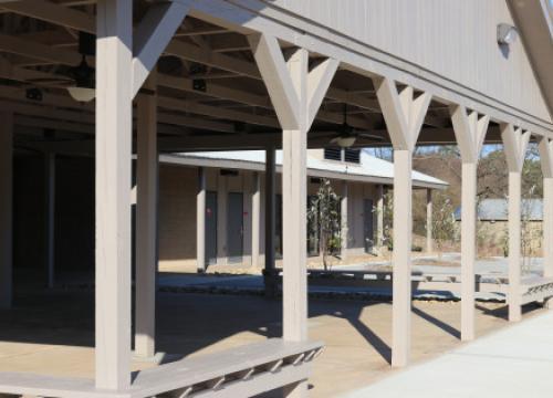 Lake Herrick Pavilion