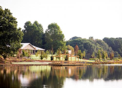 Lake Herrick Pavillion