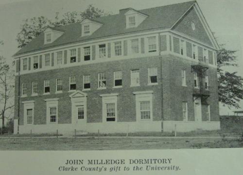 Milledge Hall