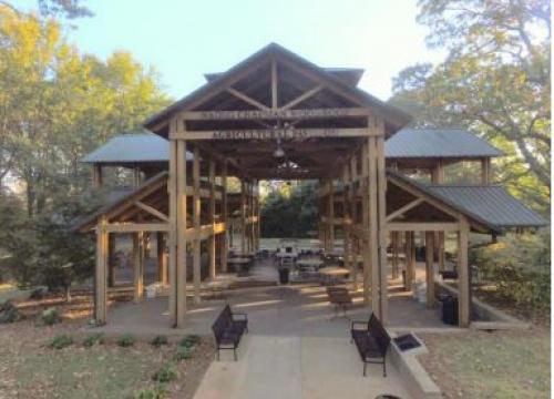 Naomi Chapman Woodruf Pavilion