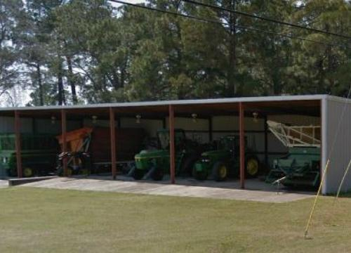 NESPAL Bio Ag Implement Shed