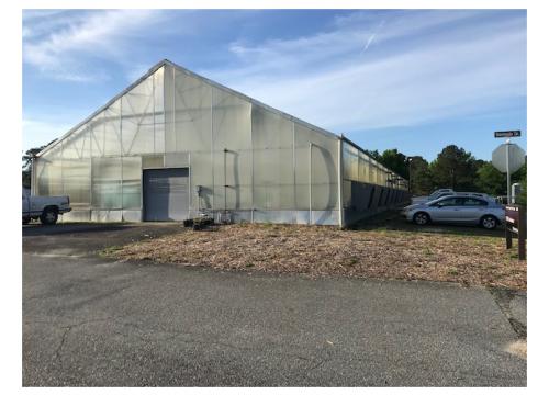 NESPAL Greenhouse