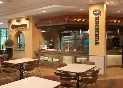 Renovated Interior w/ New Food Concepts