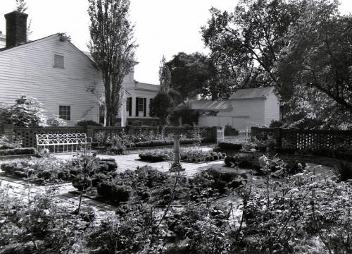 President's Storage House