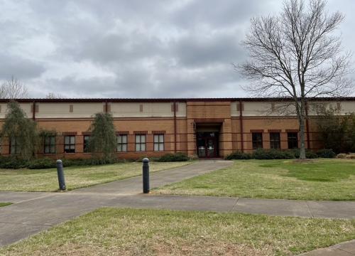 Rhodes Animal Science Center