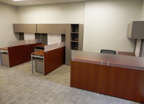 Graduate Student Workstation 1