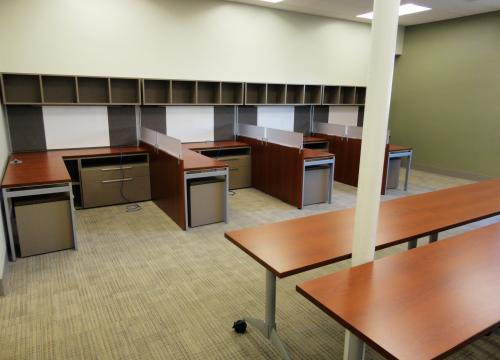 Graduate Student Workstation 2