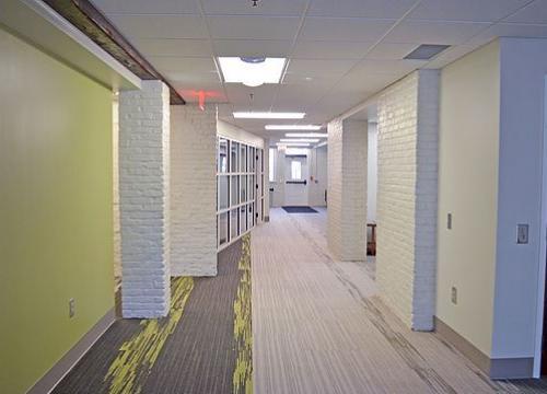 Hall Corridor