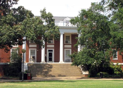 Rutherford Hall