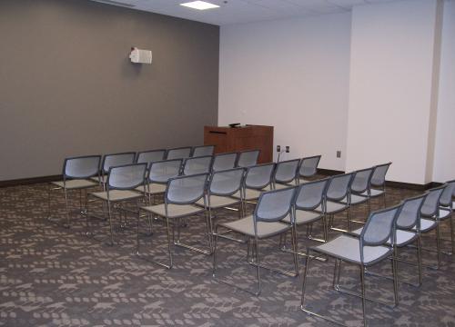Tate Grand Ballroom - KI Daylight Chairs