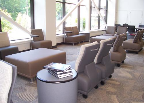 Student Org Lounge Seating