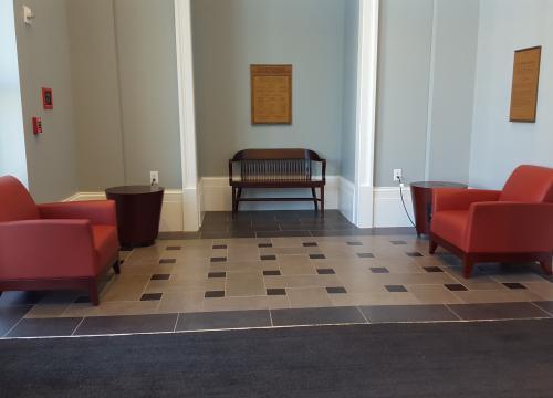 Entry Lobby- Hull Street