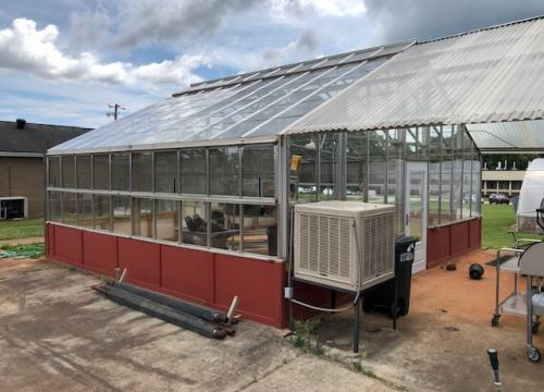 USDA Greenhouses