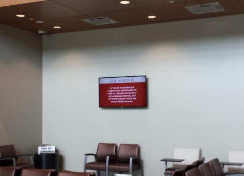 Veterinary Medicine Learning Center Main Lobby