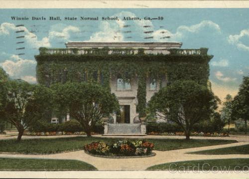 Winnie Davis Hall