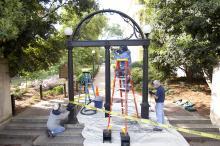 Arch Re-Paint