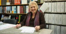 Brenda Elrod, Assistant Director of Interiors