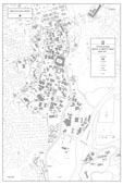24 x 36 UGA Campus Recycling Map