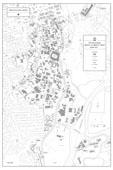 24 x 36 UGA Campus Recycling Map